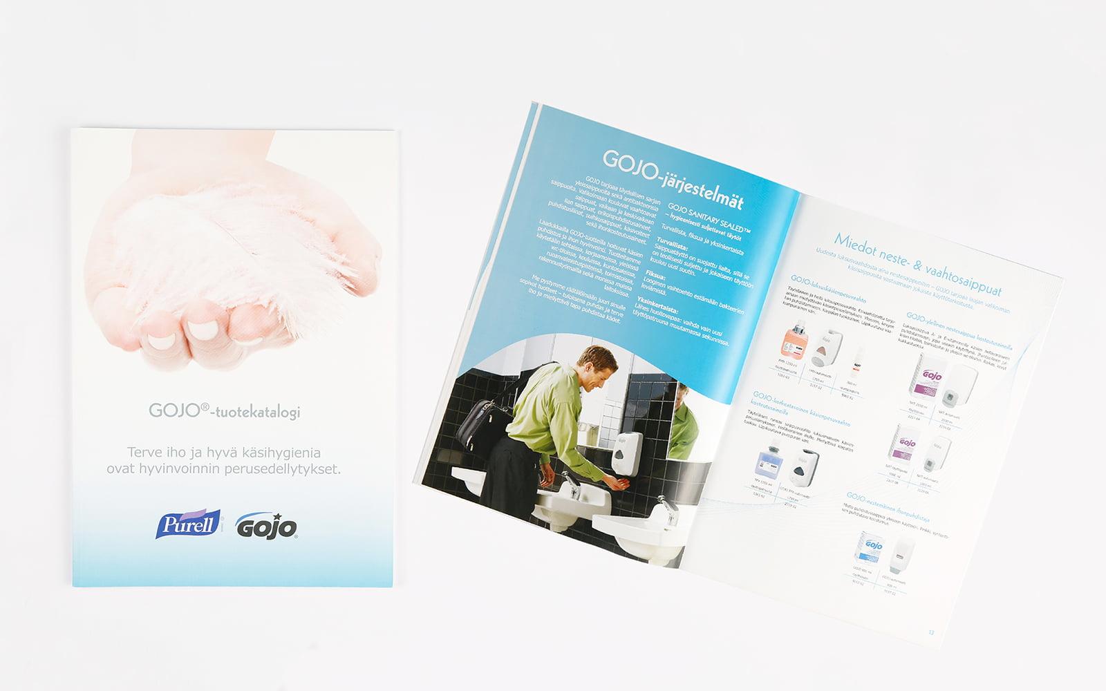SP Hygiene Innovations referenssi